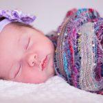 Baby in a nursery petaling jaya PJ Little Human Scholars LHS best infant 2 month old months
